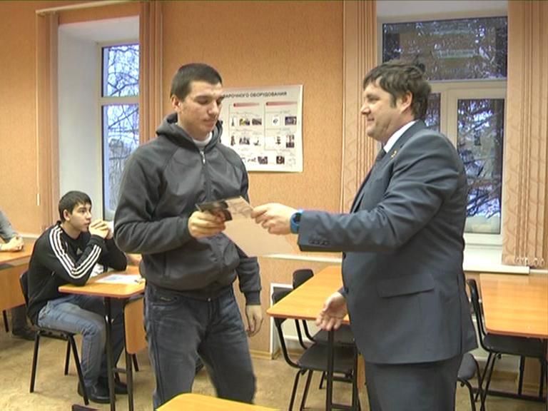 Видеосюжет от 27.11.14 г. «Конкурс на кафедре СП ЮТИ ТПУ».