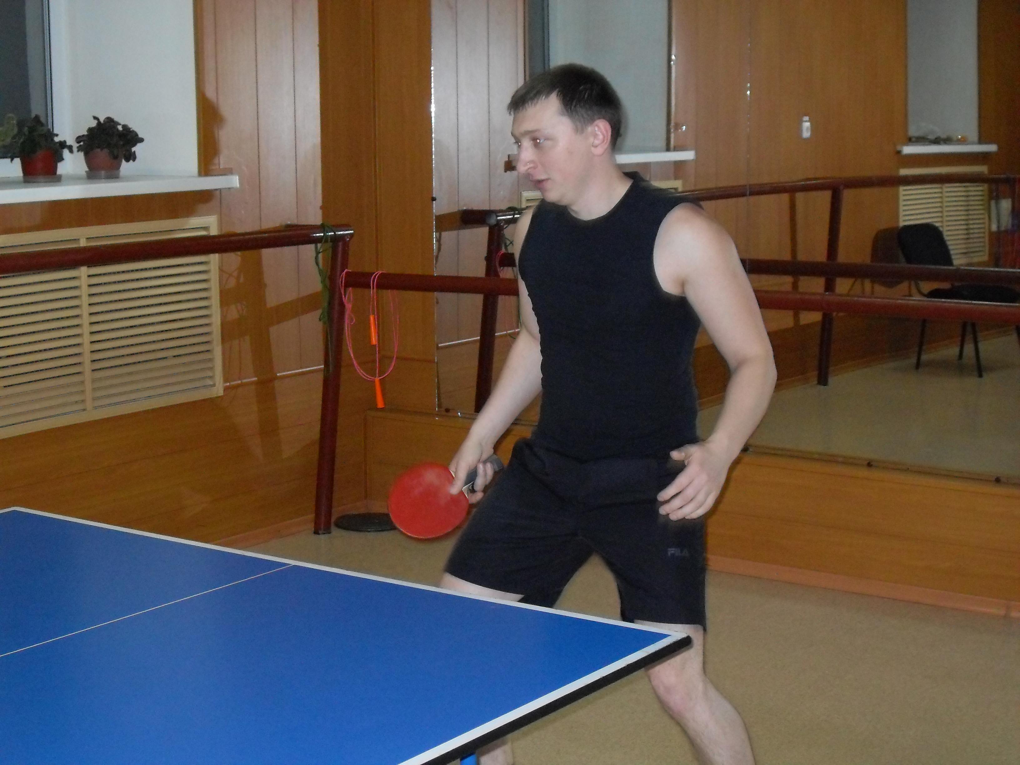 Итоги теннисного турнира среди ППС ЮТИ ТПУ.