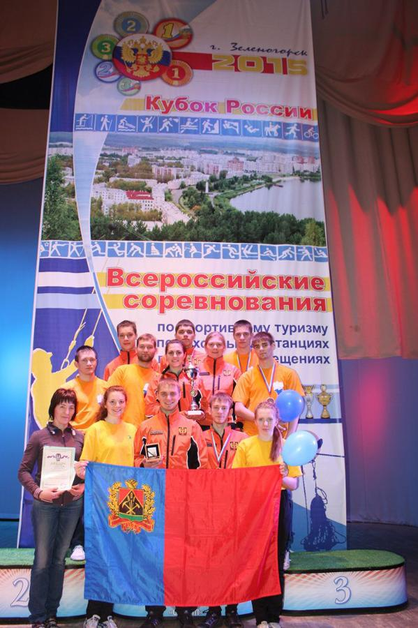 Кубок России по спортивному туризму в закрытых помещениях.