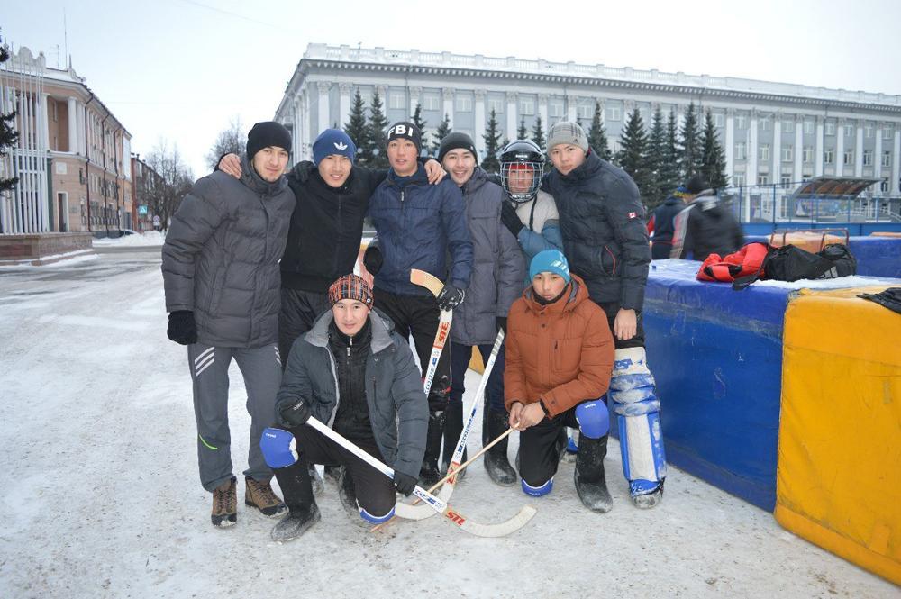 Студенты ЮТИ ТПУ - обладатели серебряных медалей турнира по хокк