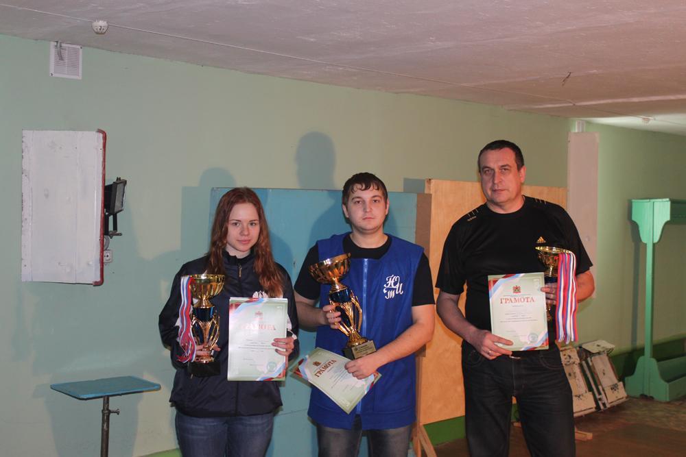 Убедительная победа сборной ЮТИ ТПУ.