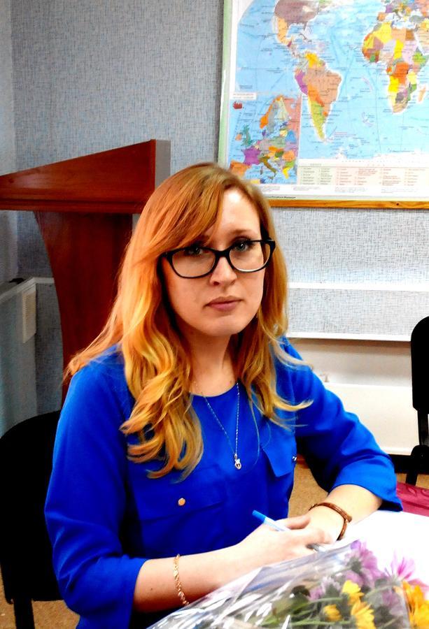 Присвоение степени кандидата педагогических наук Екатерине Викто