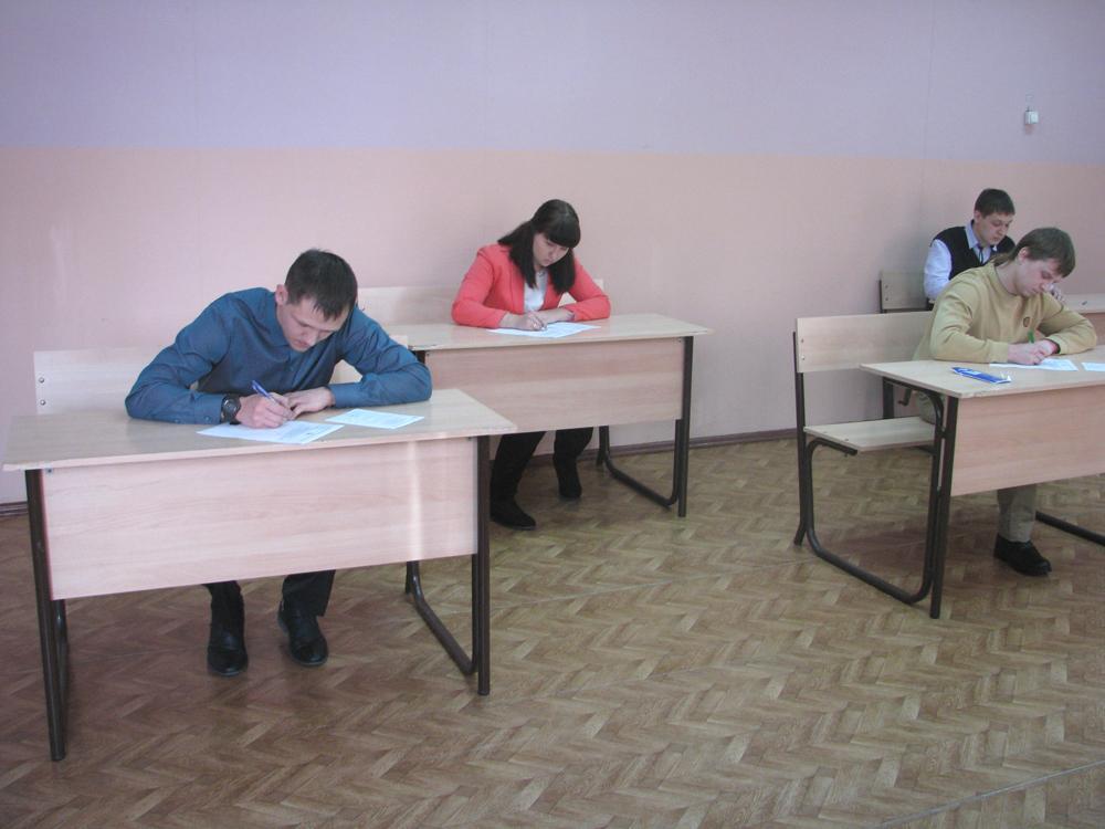 20 марта прошел Государственный  междисциплинарный экзамен у вып