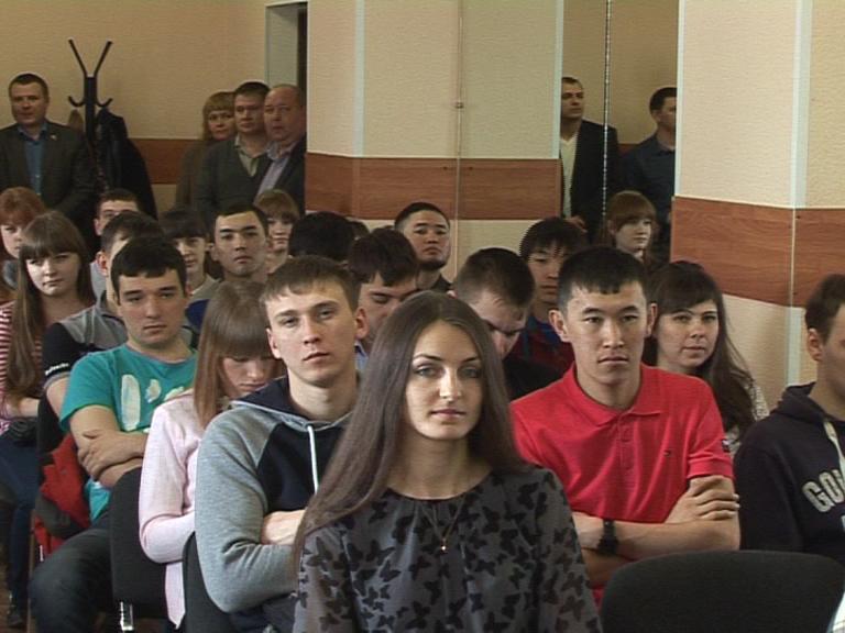 Видеосюжет от 20.04.15 г. «Конференция в ЮТИ ТПУ».