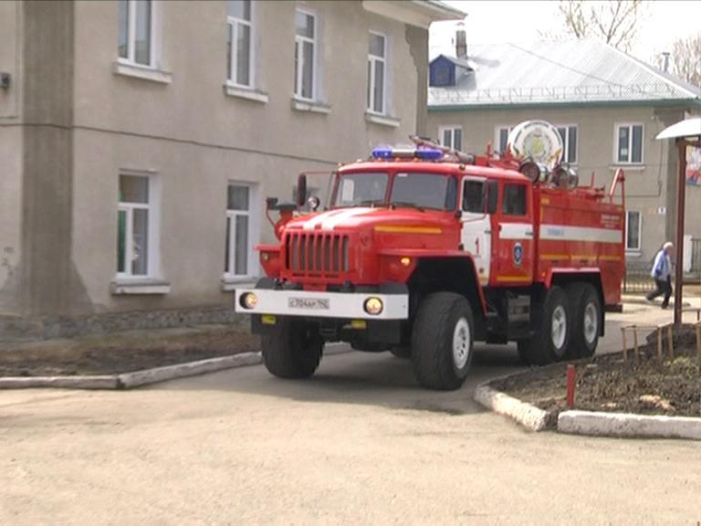 Видеосюжет от 23.04.15 г. «Сигнал пожарной тревоги в ЮТИ ТПУ».
