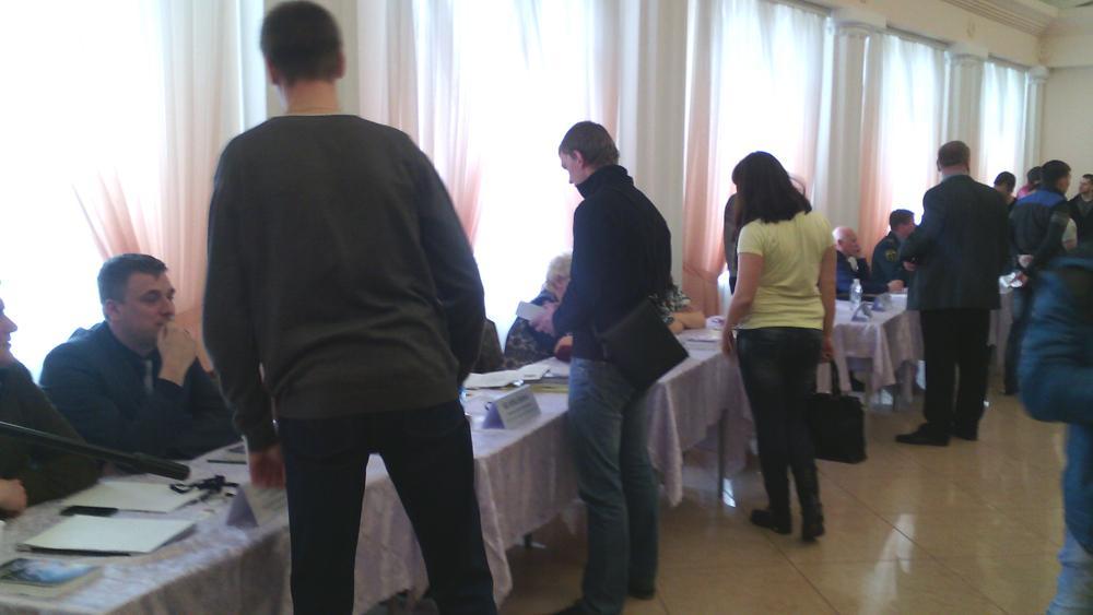 Ярмарка вакансий в ЮТИ ТПУ.