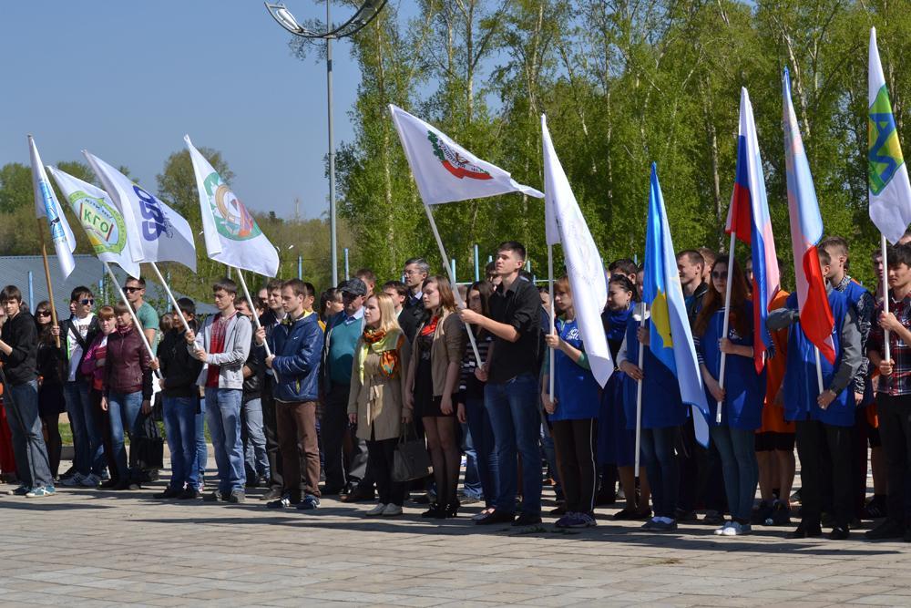 День Рождения Томского политехнического университета.