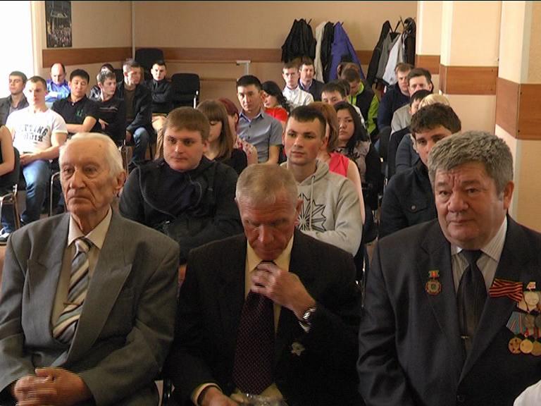 Видеосюжет от 19.05.15 г. «День памяти жертв радиационных катаст