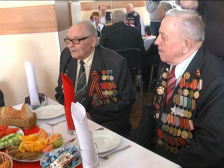 Видеосюжет от 21.05.15 г. «Встреча с ветеранами ВОВ в ЮТИ ТПУ».