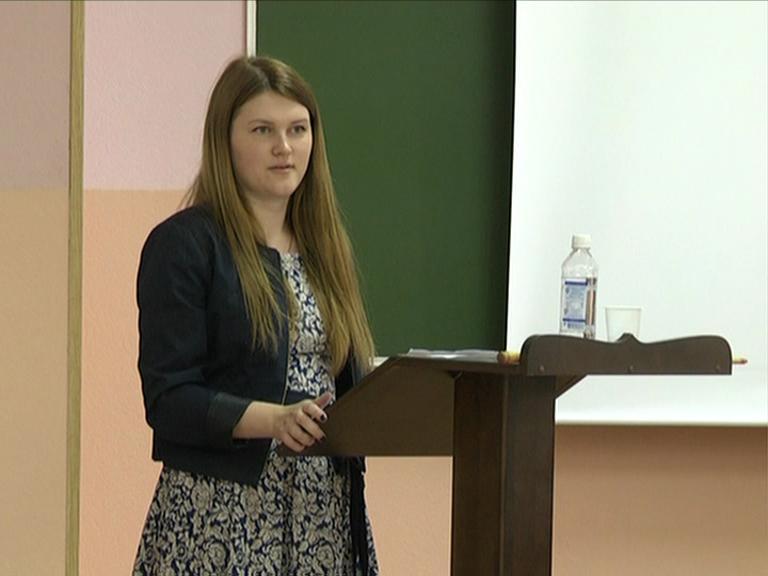 Видеосюжет от 24.06.2015 г. «Защита дипломов в ЮТИ ТПУ».