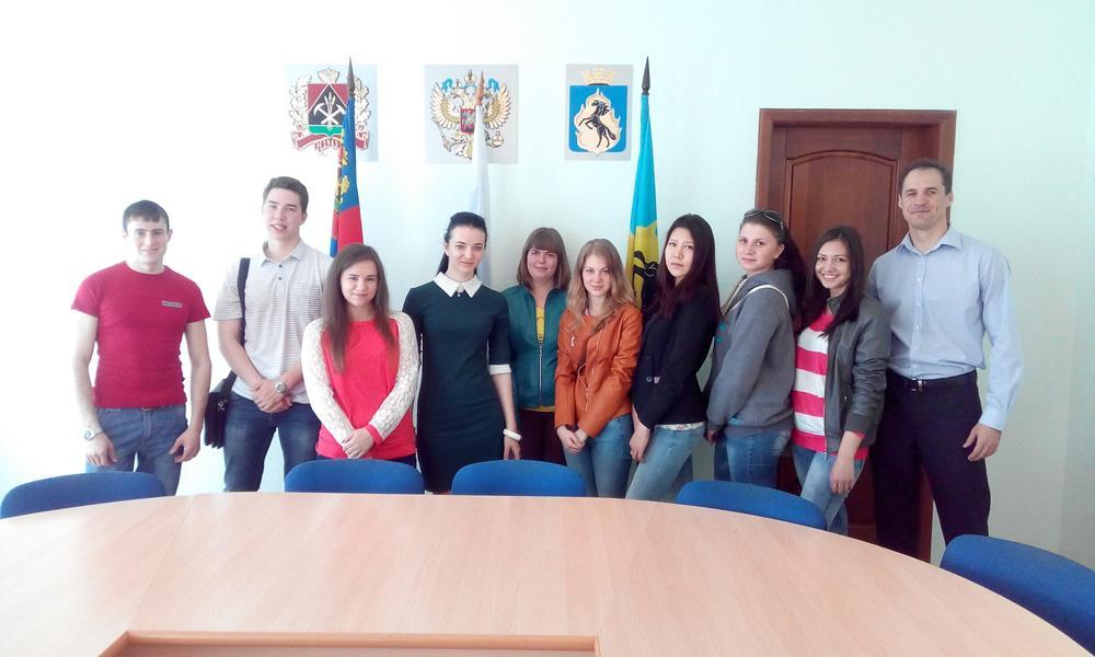 Клуб «Экос Номос» принял участие в бюджетном процессе Юрги.