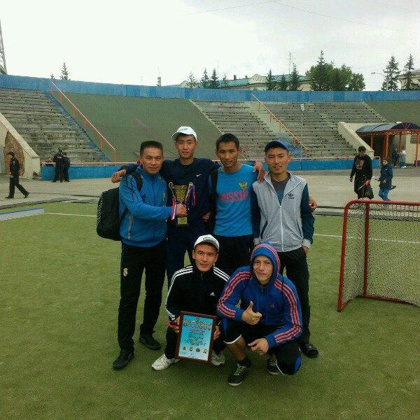 Студенты ЮТИ ТПУ - обладатели бронзовых медалей турнира по русск