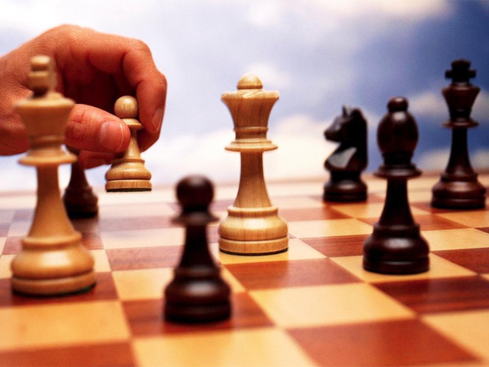 Любительский шахматный турнир среди студентов ЮТИ ТПУ!
