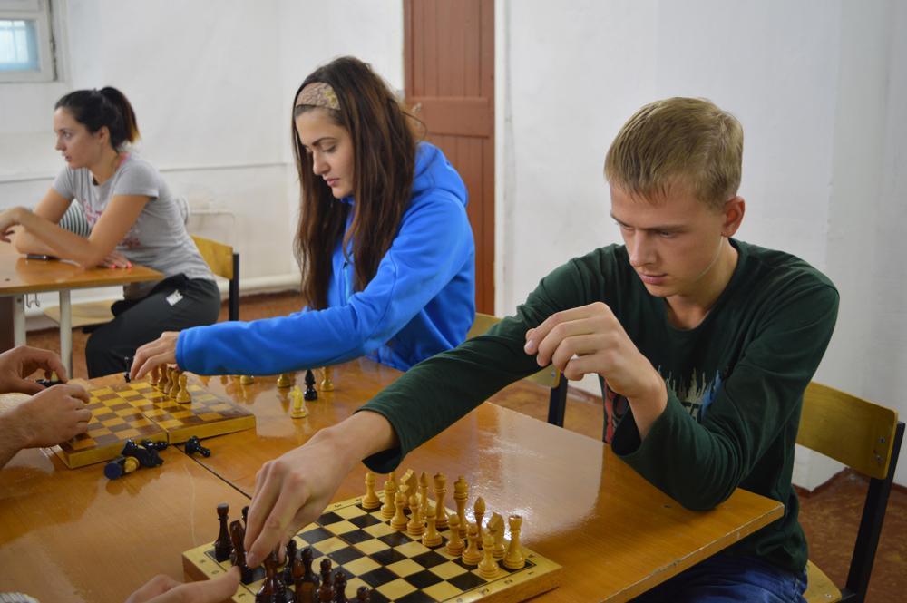 Итоги любительского шахматного турнира.