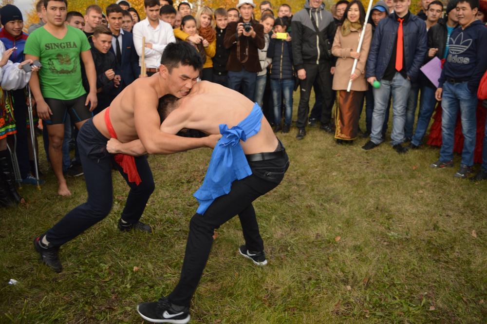 Фестиваль национальных культур ЮТИ ТПУ.