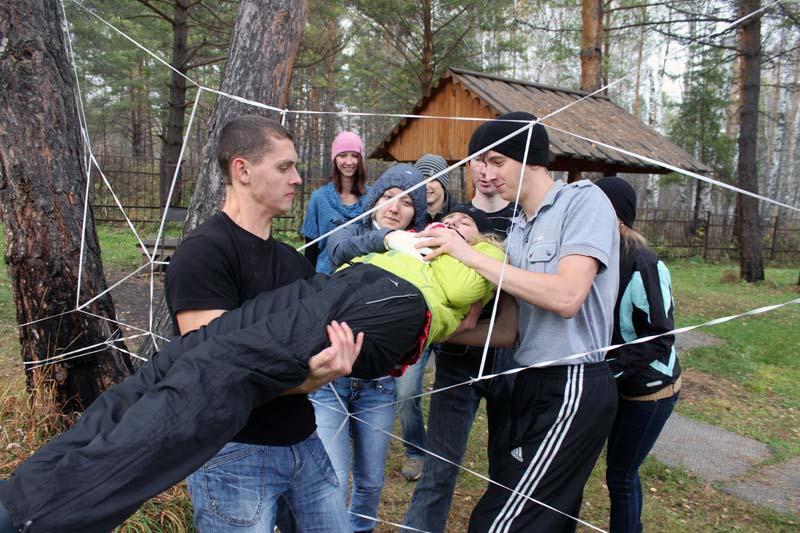 Активное творчество  студентов ОВР