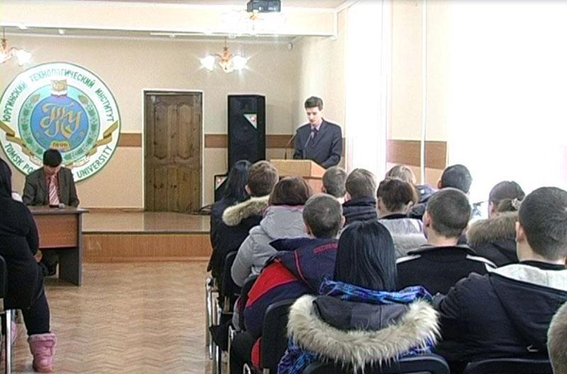 Встреча студентов с работодателями
