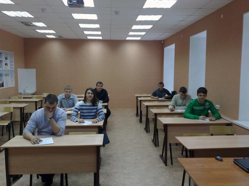 В ЮТИ ТПУ проведена 4 открытая олимпиада по теоретическим знания