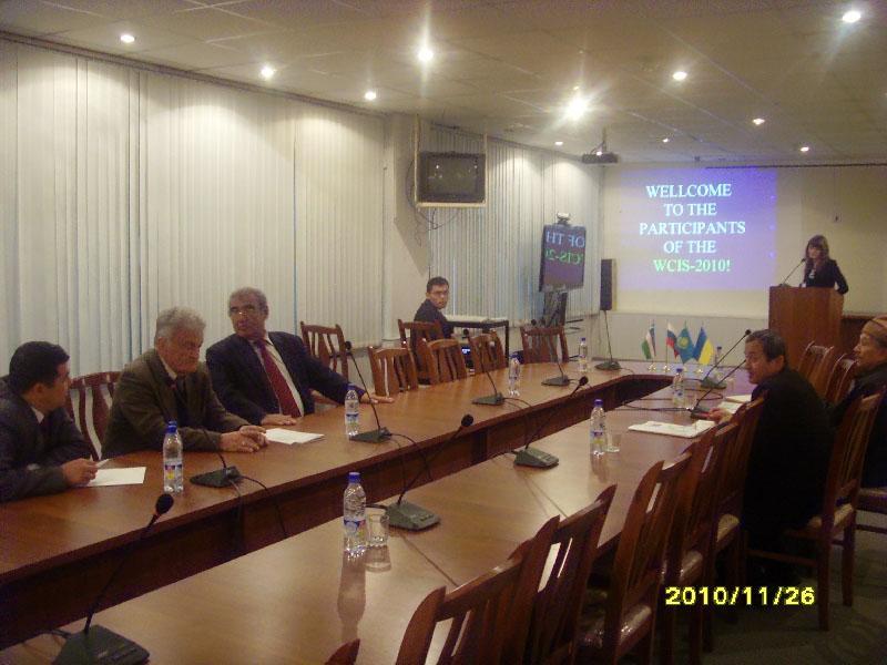 Участие преподавателей и студентов кафедры ИС в международной ко