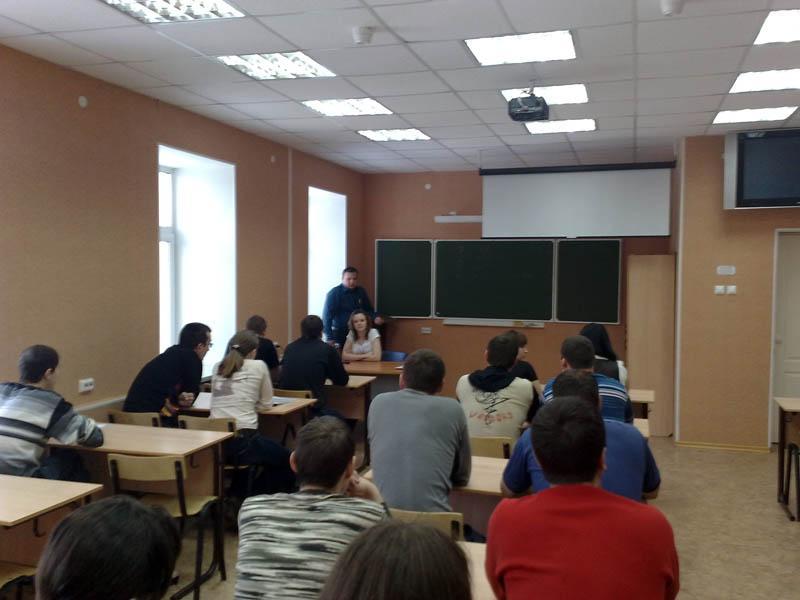 Распределение студентов специальности 150202 «Оборудование и тех