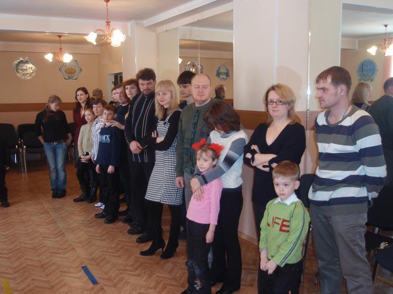 1 марта в корпусе №6 ЮТИ ТПУ состоялись семейные соревнования по