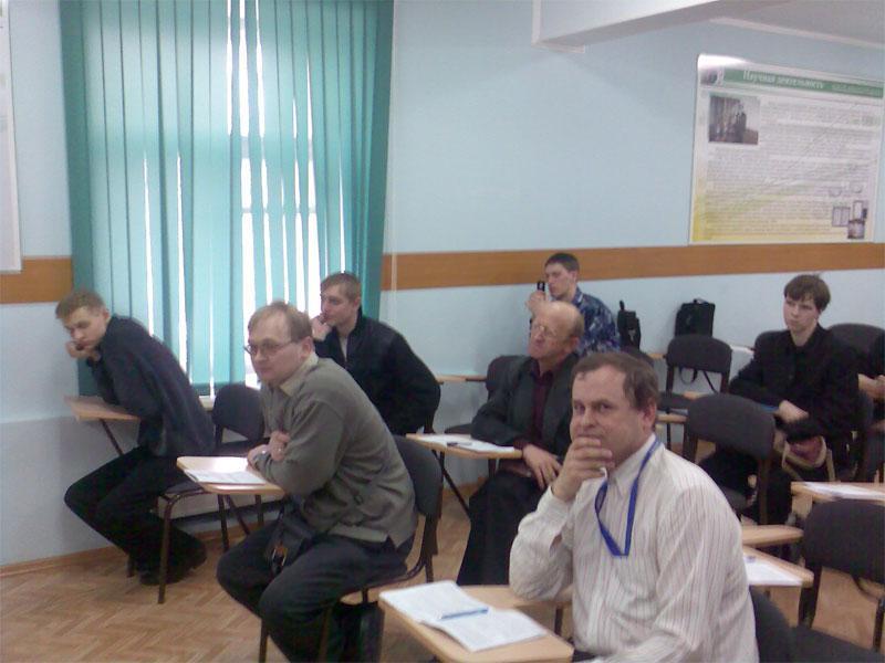 XII научно-практическая конференция студентов и учащейся молодёж