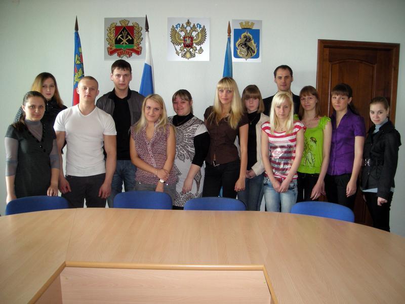 Студенты ЮТИ ТПУ в городском самоуправлении