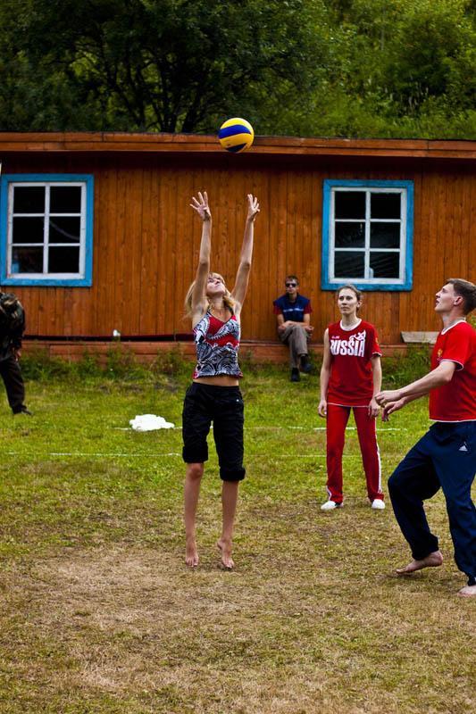 Молодежный лагерь «Трехречье-2011»
