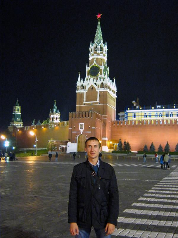 Неделя в Москве – это просто!