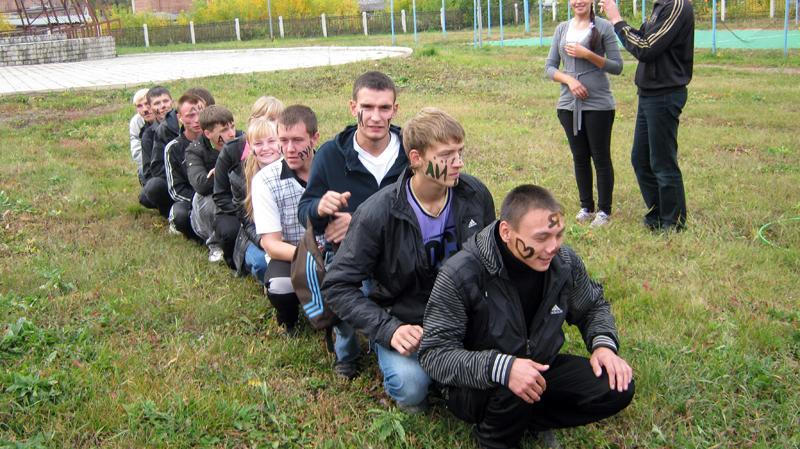 Посвящение в студенты студентов кафедры «Агроинженерия».