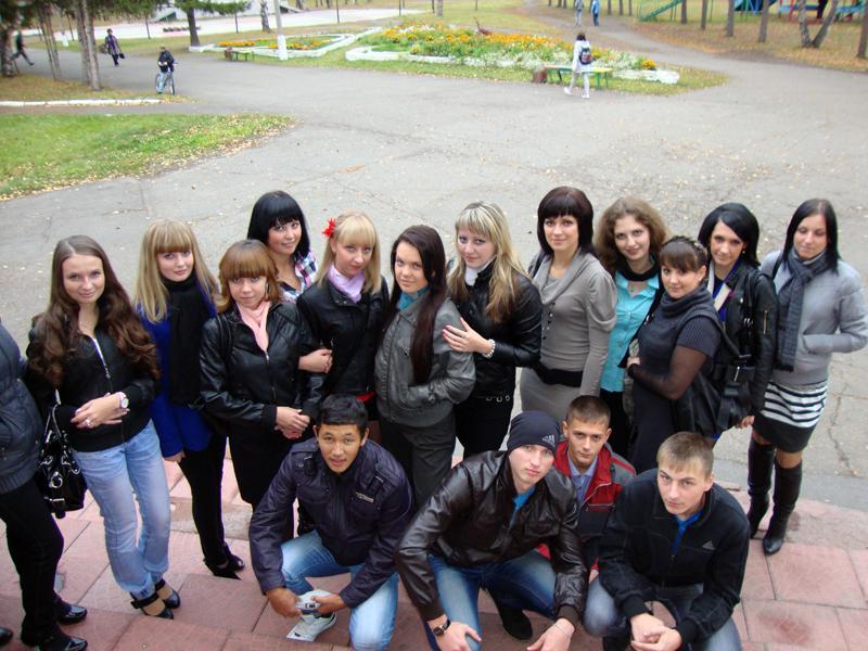 Посвящение в студенты первокурсников кафедры ЭиАСУ.