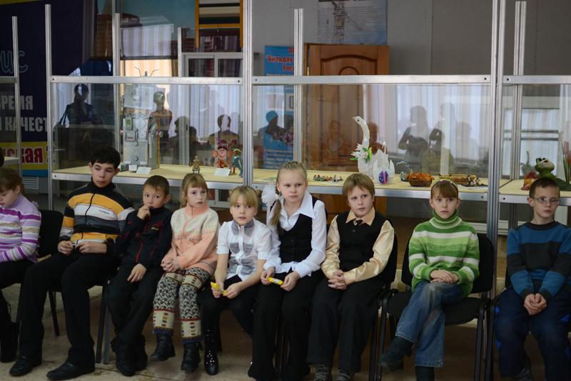 Закрытие выставки «Детского научно-технического, декоративного и