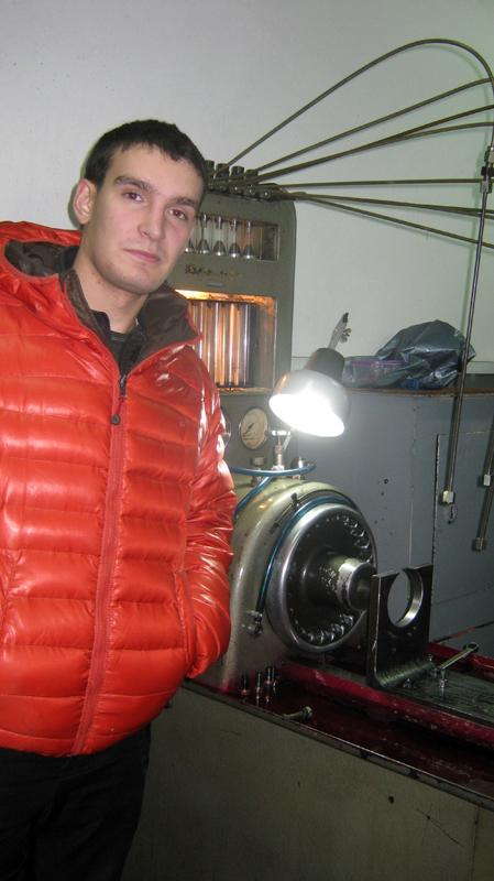 Экскурсия студентов кафедры «Агроинженерии» на СТО «Штурман».