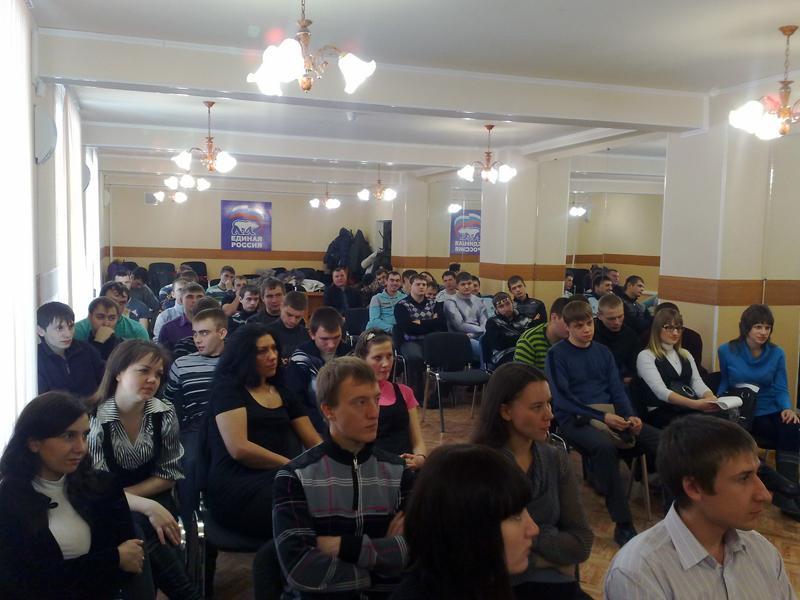 Выпускники кафедр «Сварочного производства» и «Технология машино