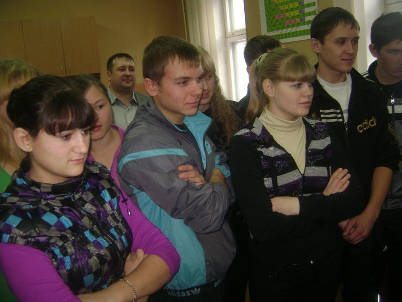 День открытых дверей на кафедре МЧМ.