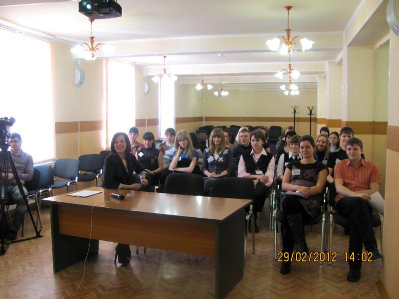 Гражданская позиция молодежи г. Юрги – г. Омска.
