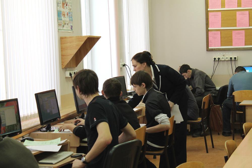 Отчет о проведении институтского тура (ЮТИ ТПУ) Всероссийской ст