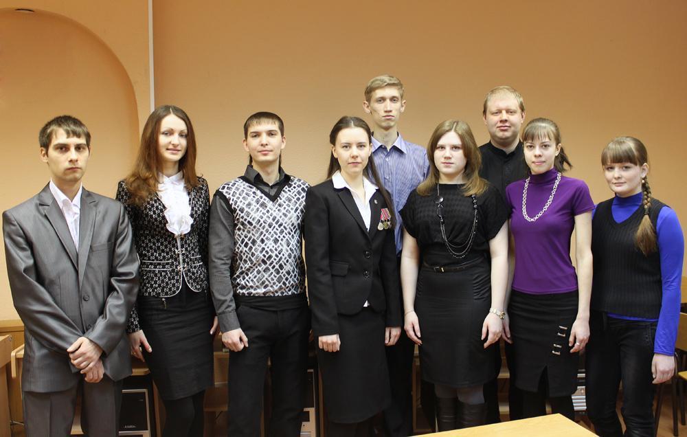 Студенты ЮТИ ТПУ стали обладателями стипендий президента РФ и пр