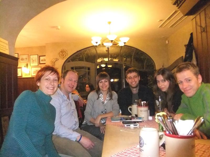 «Мульти-культи» или многонациональный студенческий Бамберг.
