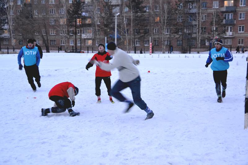 Команда ЮТИ ТПУ - бронзовый призер зимней спартакиады ООО «Юргин