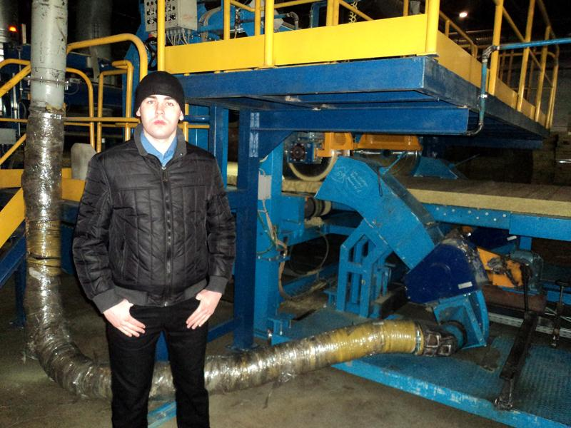Студенты кафедры Агроинженерии побывали на крупном производствен