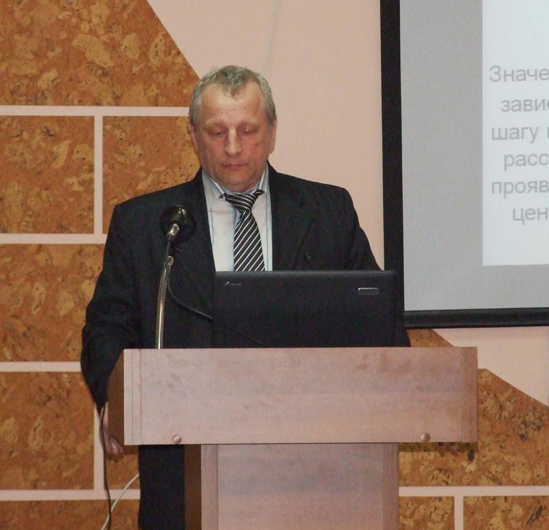 Двойная защита кафедры горно-шахтного оборудования.