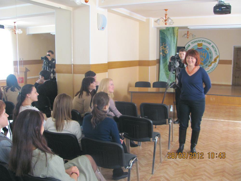 Интеграция образования. Российско-американский семинар в ЮТИ ТПУ