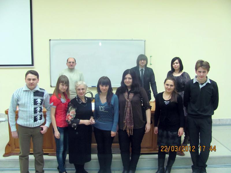 Победа в олимпиаде по Правоведению в ТПУ.