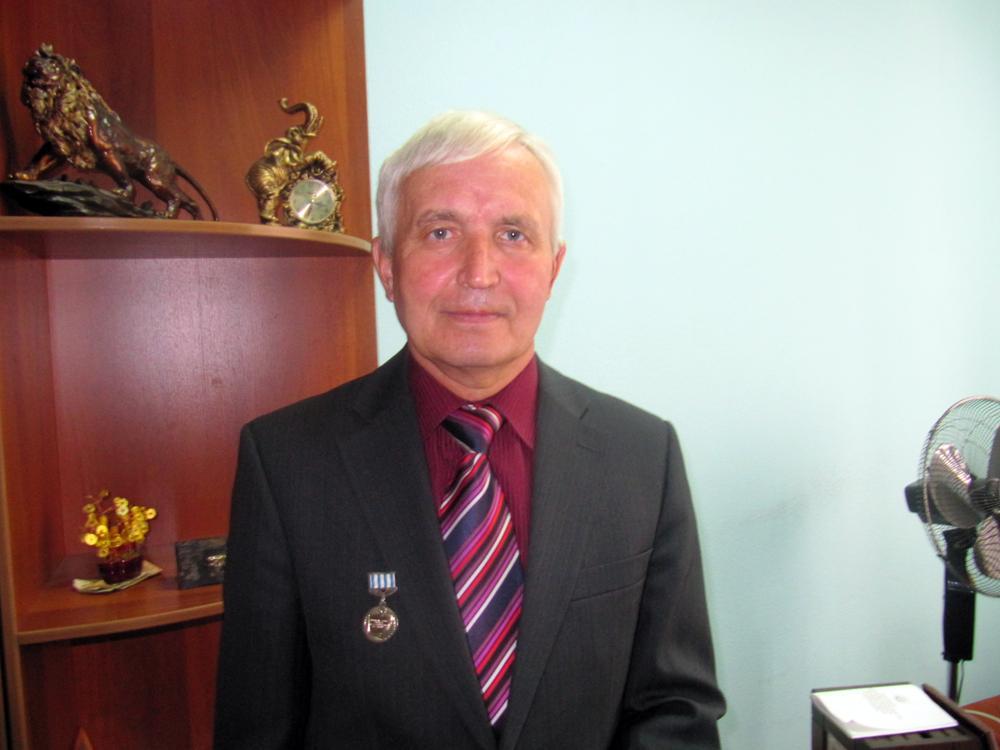 Поздравляем Боровикова Ивана Федоровича с присвоением звания «По