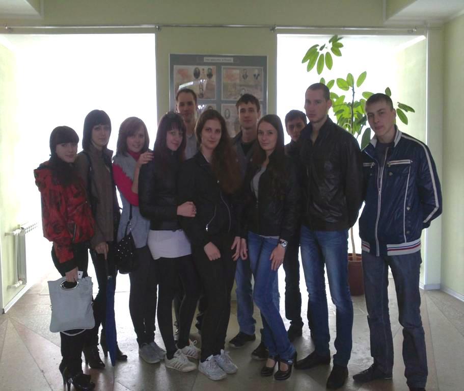 Студенты ЮТИ ТПУ на публичных слушаниях.