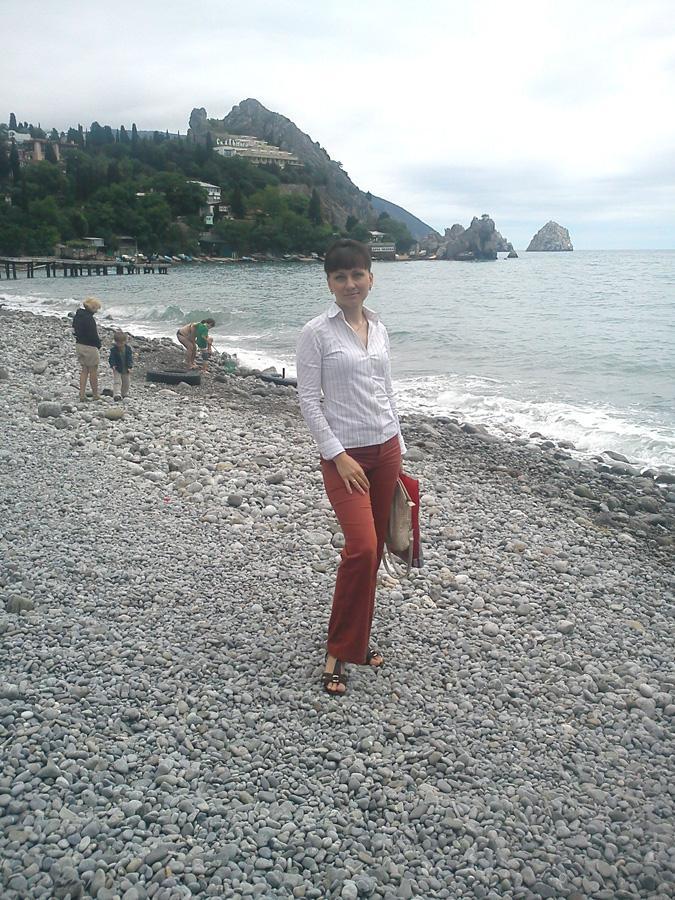 Конференция на берегу Черного моря.