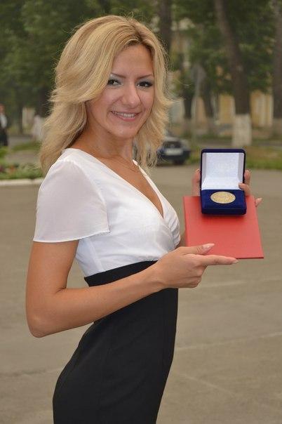 Выпускница кафедры Сварочного производства ЮТИ ТПУ вошла в число