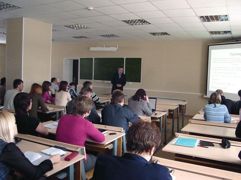 Мероприятия в рамках «Недели ФЭиМ-2009»
