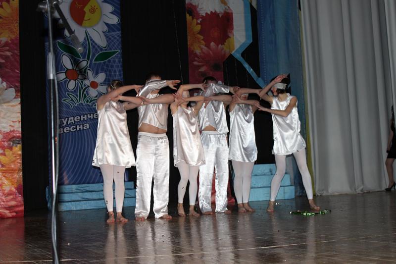 Набор первокурсников в театральную студию ЮТИ ТПУ.